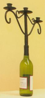 Bronze Wine Candleabra-0