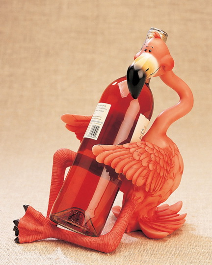 Flamingo Wine Holder-0