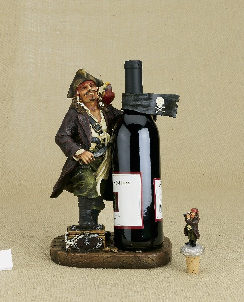 Wine Holder Pirate-0